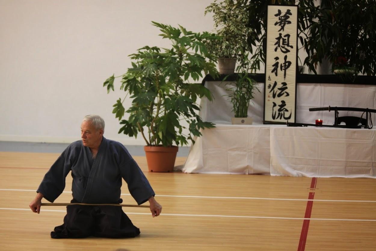 Mot Cl 233 Malcom Tiki Shewan Aikido Pays Basque Mouguerre 64